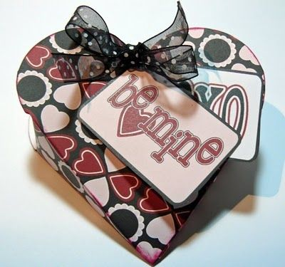 valentine day boxes templates