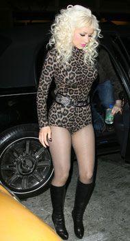 Christina Aguilera leopard | Sexy Corsets&Costumes | Pinterest: pinterest.com/pin/335447872217765633