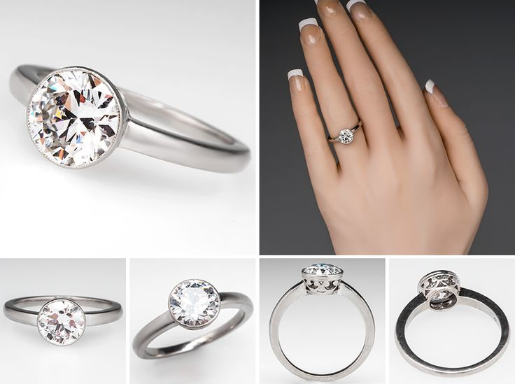 Carat Solitaire Diamond Ring