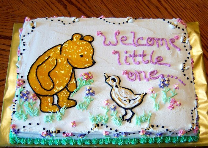 classic winnie the pooh baby shower baby shower ideas