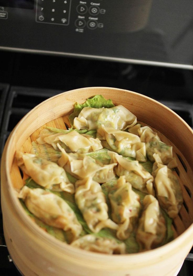 steamed dumplings | Food lover stuff | Pinterest