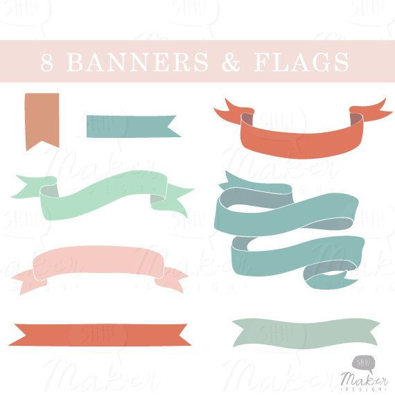 decorative flags