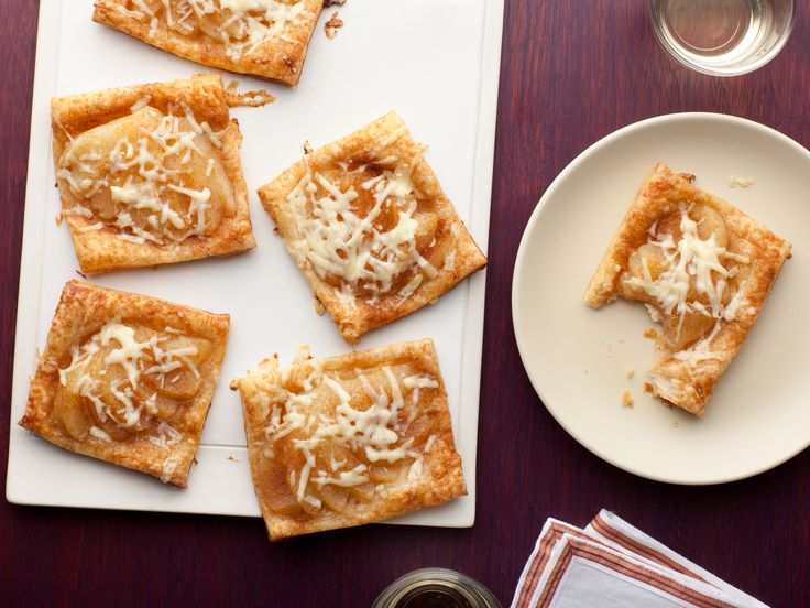 Quick Pear Tart Recipe : Sunny Anderson : Food Network - FoodNetwork ...