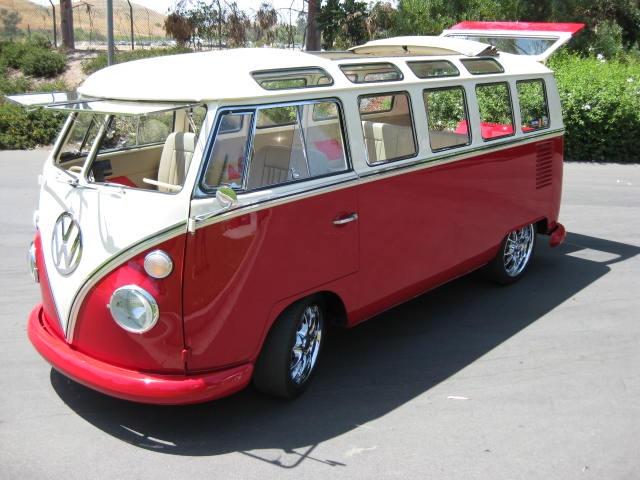1965 21 window microbus vw pinterest for 1965 vw 21 window bus