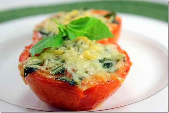 Baked Parmesan Tomatoes | Yummy Meals (Dinners/Sides) | Pinterest