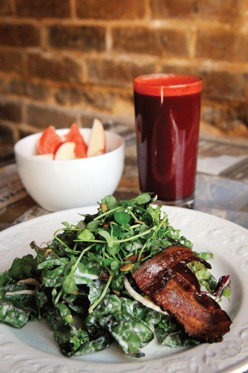 Satsuma Café | Dauphine St, Bywater | Food & Drink | Pinterest