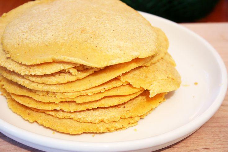 how to make corn tortillas | Gluten Free Dinners | Pinterest