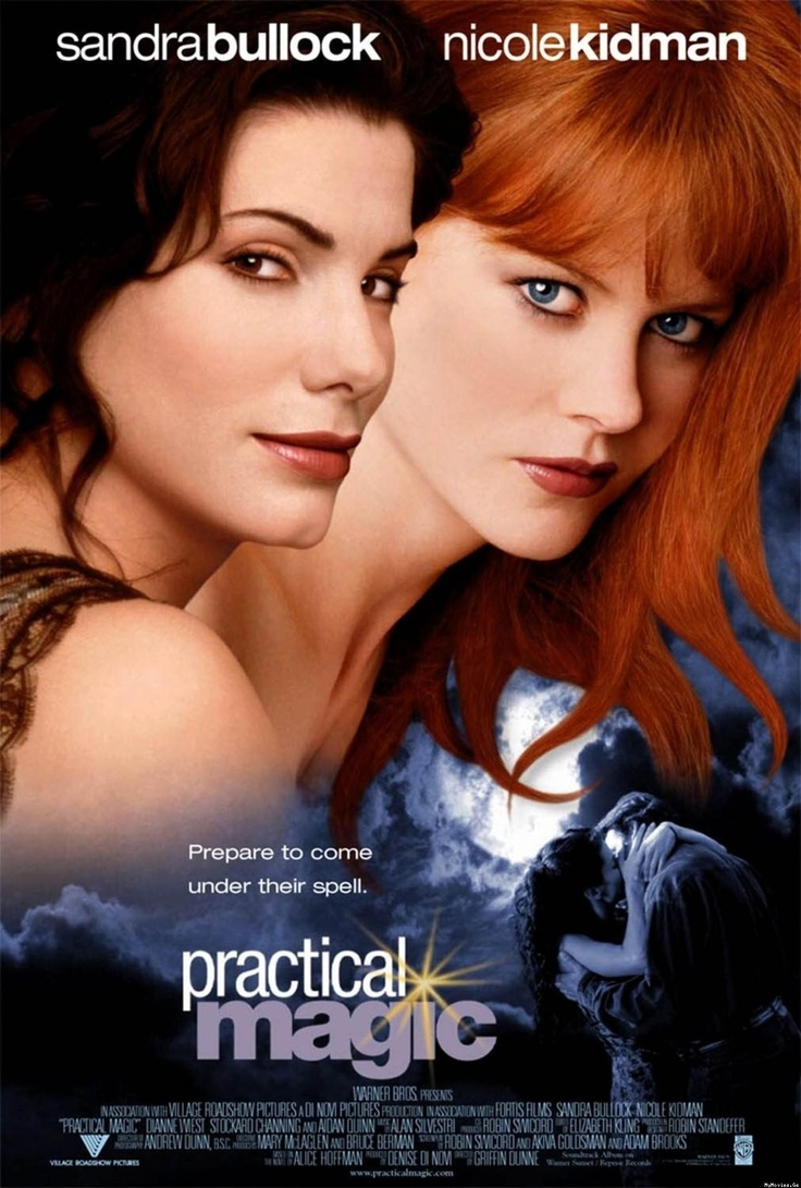 practical magic 1998 movies amp tv shows pinterest