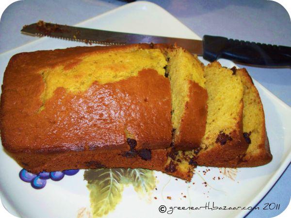 Chocolate Chip Orange Quick Bread | Sweets & Desserts | Pinterest