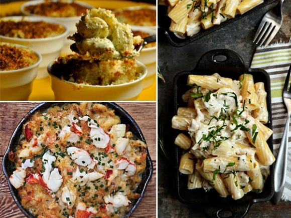 Comfort Food Hall Of Fame: 10 Mouthwatering Mac And Cheese Recipes