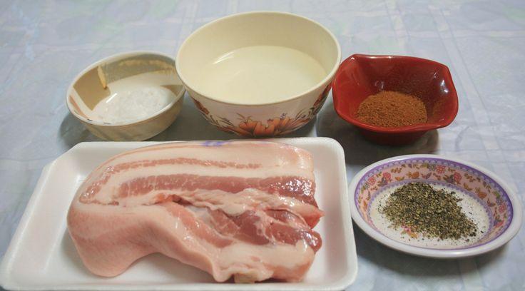 Quay thịt heo tại nhà chỉ với 5 bước