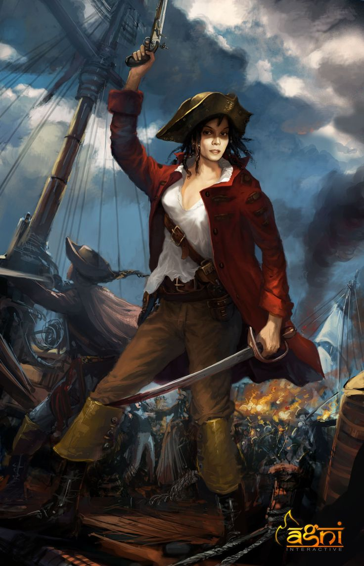 Female pirates images nackt scenes