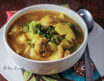 Kale And Potato Soup With Turkey Sausage Recipes — Dishmaps