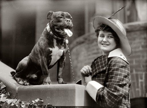 Best Friends: 1915