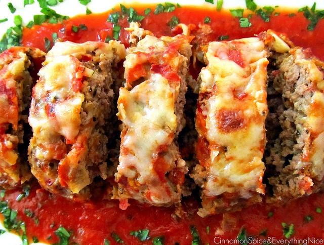 Italian Meatloaf | Recipe
