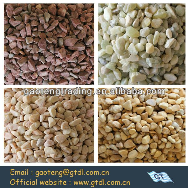Landscaping Stone Chips : Landscaping with stones and rocks color stone chips