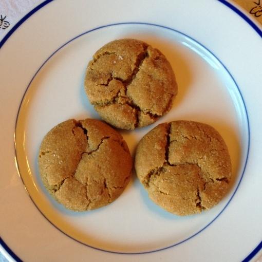 Molasses Cookies | Desserts | Pinterest