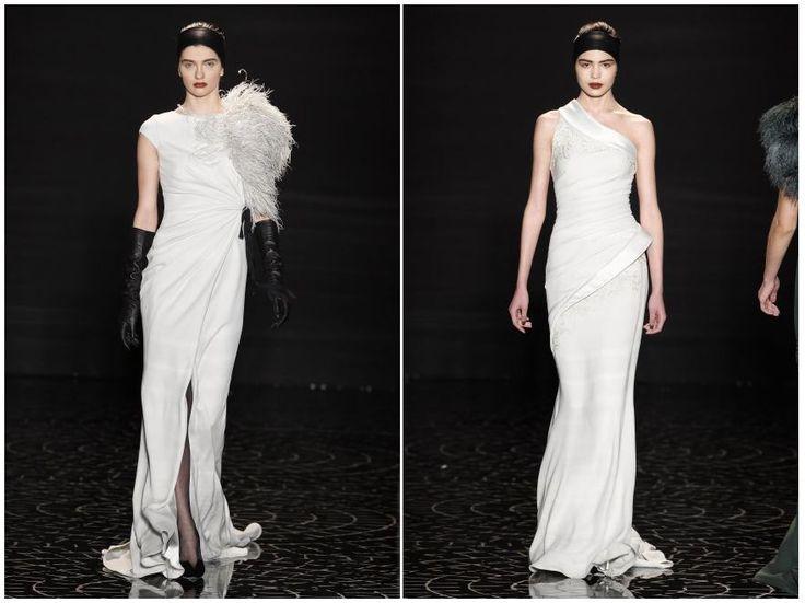Vestidos de novia de Pamela Roland.  www.webnovias.com