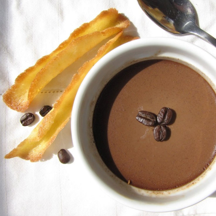 Chocolate Espresso Pot de Creme | CHOCOLATE GUILTY!!!!! | Pinterest