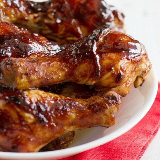 Glazed Chicken