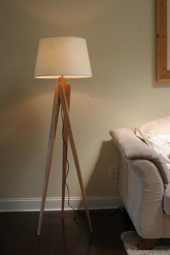 Living room floor lamp cape house decor pinterest for Living room floor lamps