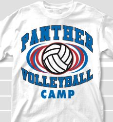 Volleyball shirts design ideas