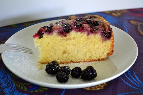 Blackberry Buttermilk Coffee Cake | Coffee Cake | Pinterest