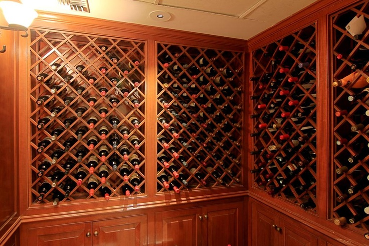 Walk in wine room at bar area luxury homes pinterest for Walk in wine room