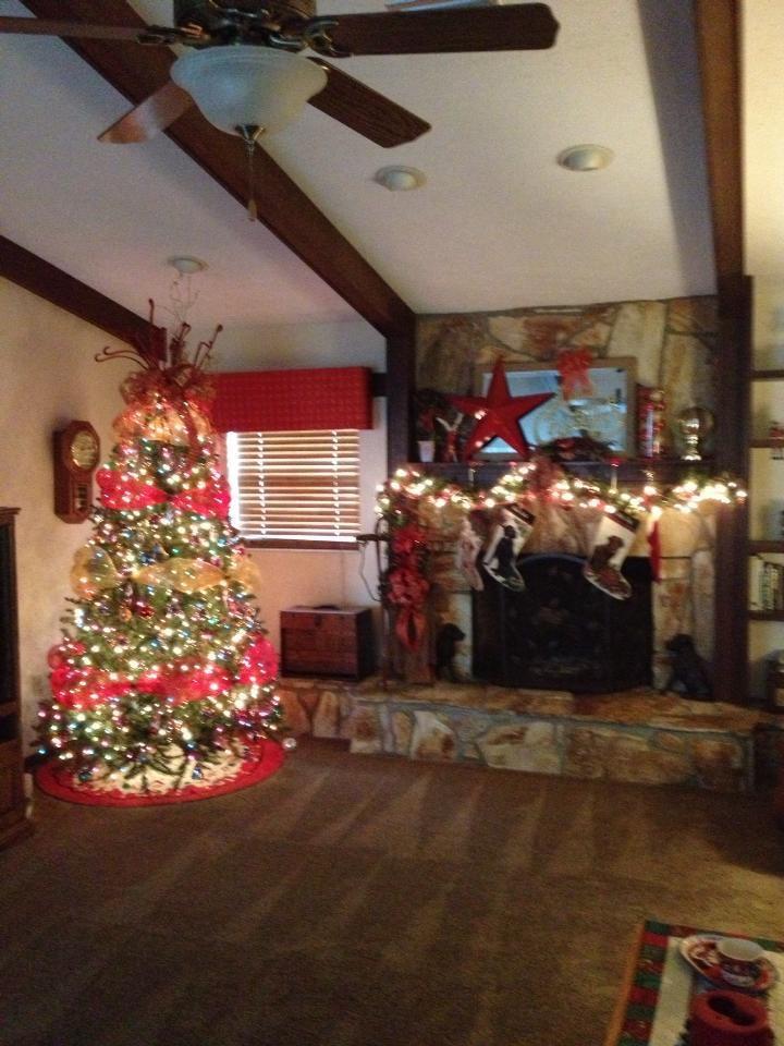 doxiemama christmas decorating ideas