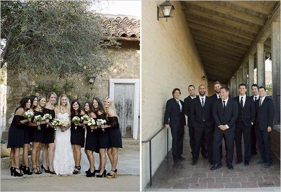 those bridesmaids dresses & shoes. so cute.
