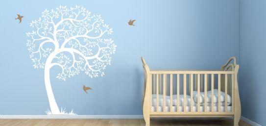 Parete azzurra  Home sweet home  Pinterest
