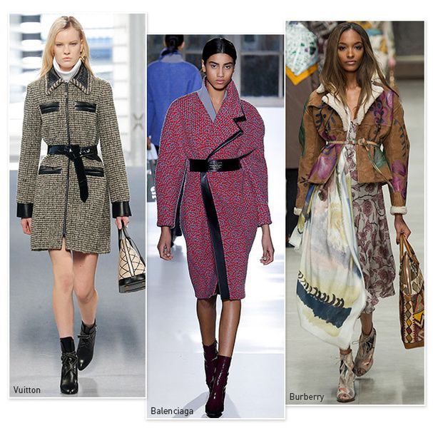 Tendance n°8 : manteau noué