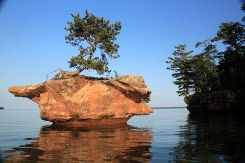 WISCONSIN: Apostle Islands.
