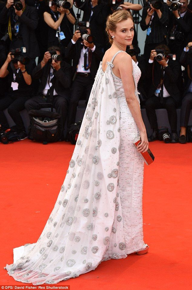 Venice Film Festival: the glamour goes on Venice Film Festival: the glamour goes on new photo