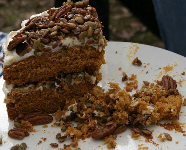 Brown Butter Pumpkin Layer Cake Recipes — Dishmaps