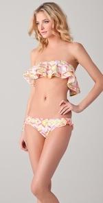 Zinke Kristen Bandeau Bikini Top   SHOPBOP