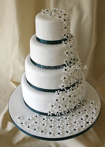 Wedding Cake My Wedding Cakes Pinterest