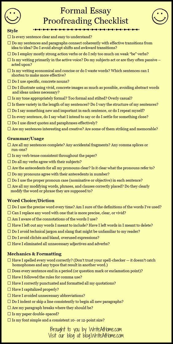Essay teaching english