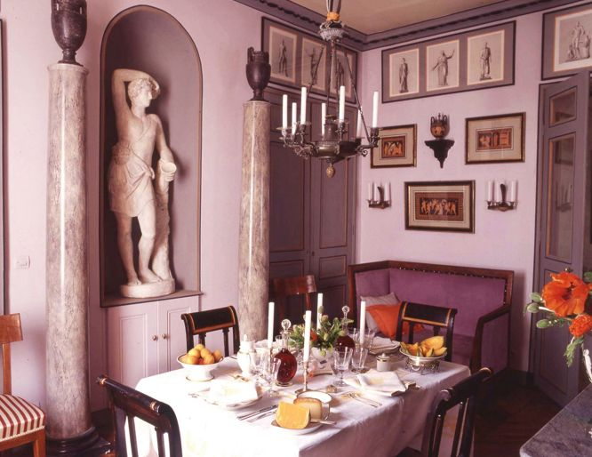 pin by valerie mayer on pink dining rooms pinterest. Black Bedroom Furniture Sets. Home Design Ideas