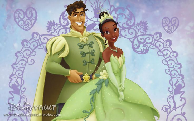 Wallpaper of tiana and naveen.after wedding for fans of The Princess and the Frog. never ever lose sight of whats really important