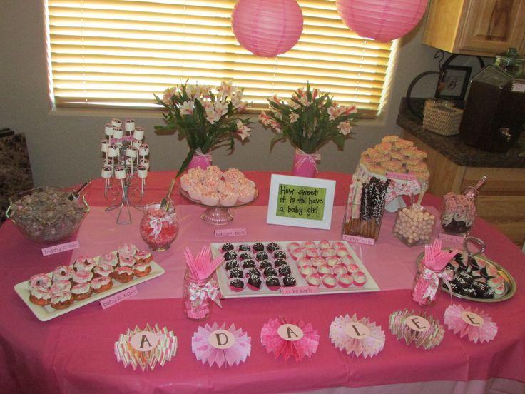 baby shower candy bar candy bar pinterest