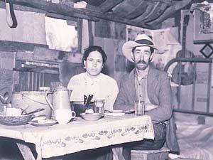 Field Laborers, Coachella Valley, California, 1935