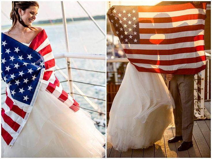 Flag Wedding Dress affordable – navokal.com