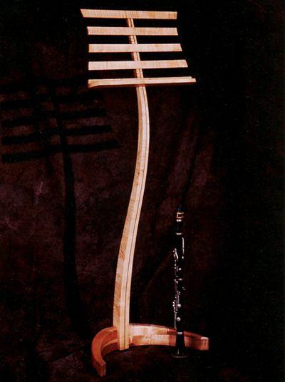 Music Stand Designs : Wood music stand design pinterest