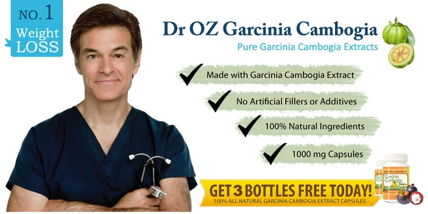 Dr. OZ Says Garcinia Cambogia is the Latest Invention in Weight Loss