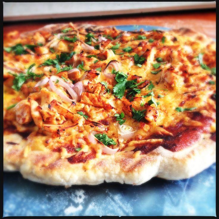 Grilled Barbecue Chicken Pizza Recipes — Dishmaps