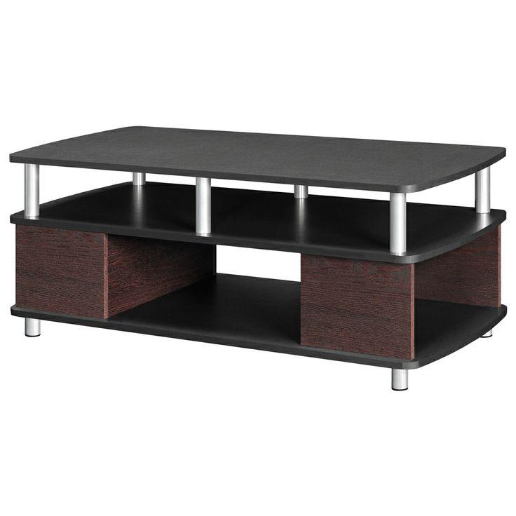 Altra Carson Open Storage Coffee Table