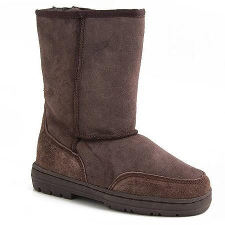 UGG bottes gris court