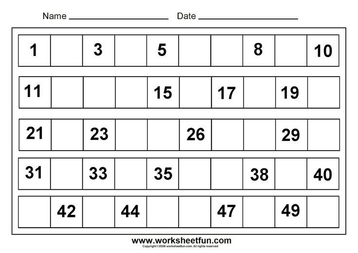 Worksheets Printable Worksheets For Kindergarten free printable kindergarten worksheets preschool printables for math for