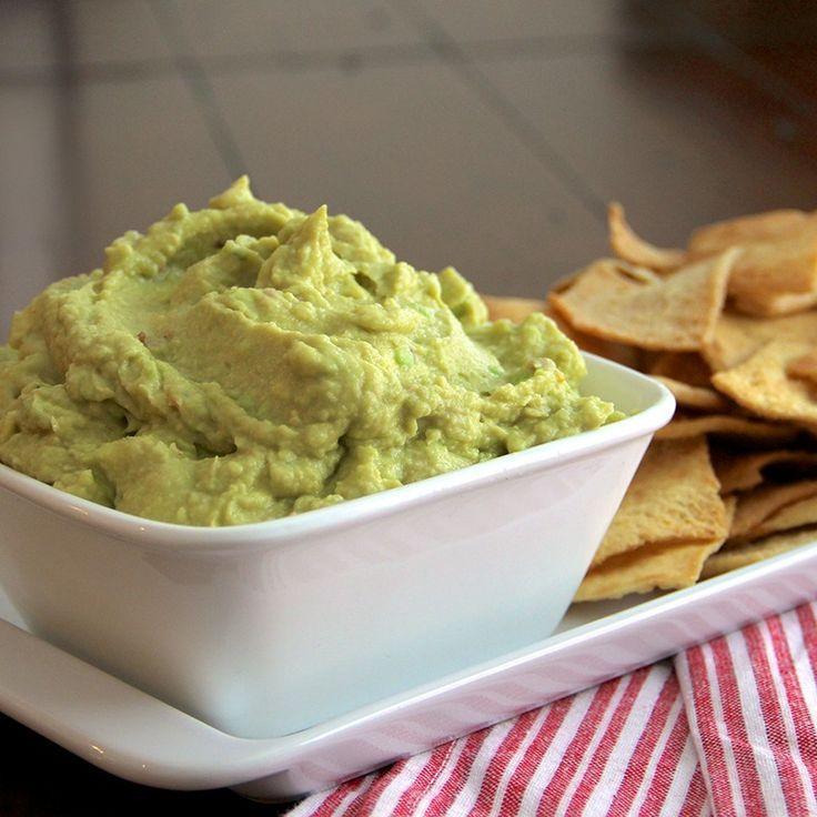Guacamole Hummus | Recipe